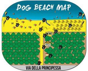dog beach, San Vincenzo, Toscana