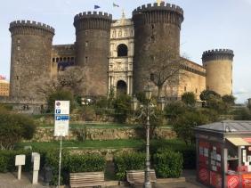 Castel Nuovo, Maschio Angioino