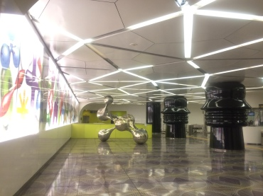 Fermata Metro Università