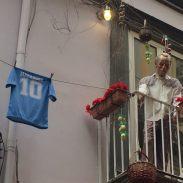 Gli amori di Napoli: De Filippo e Maradona
