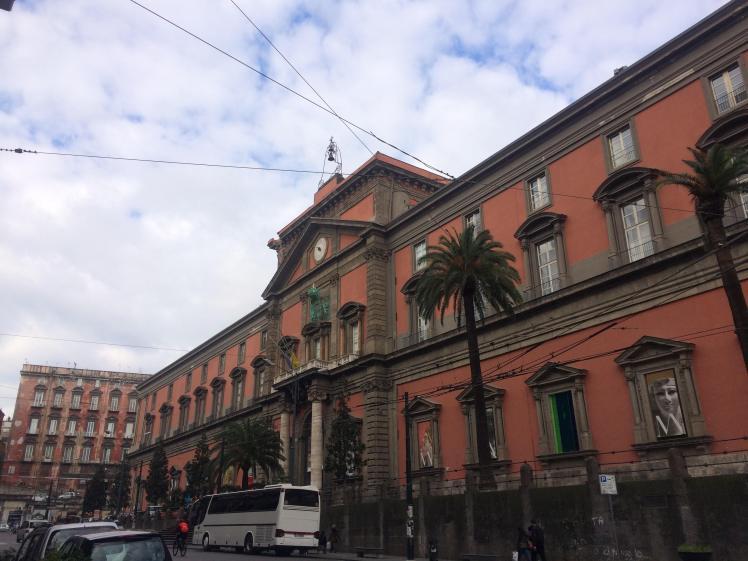 Museo Archeologico, Napoli